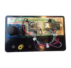 Un Joystick pour orienter un petit robot avec LoRa (1)