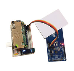 Un raspberry pour lire vos cartes RFID / NFC