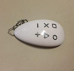 La télécommande KeyFob de Fibaro